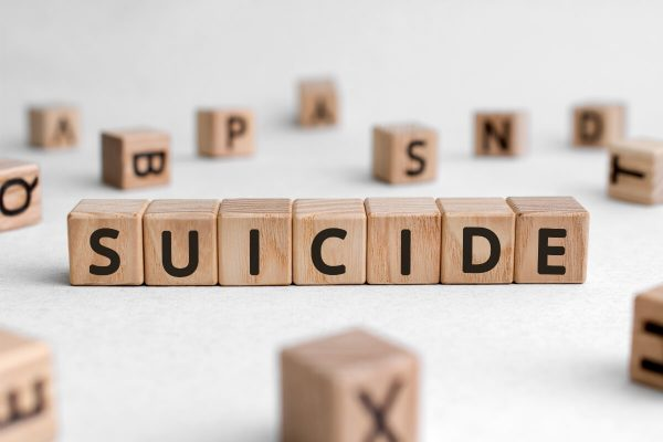 suicide is silent